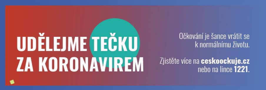 Udělejme tečku za koronavirem - ceskoockuje.cz